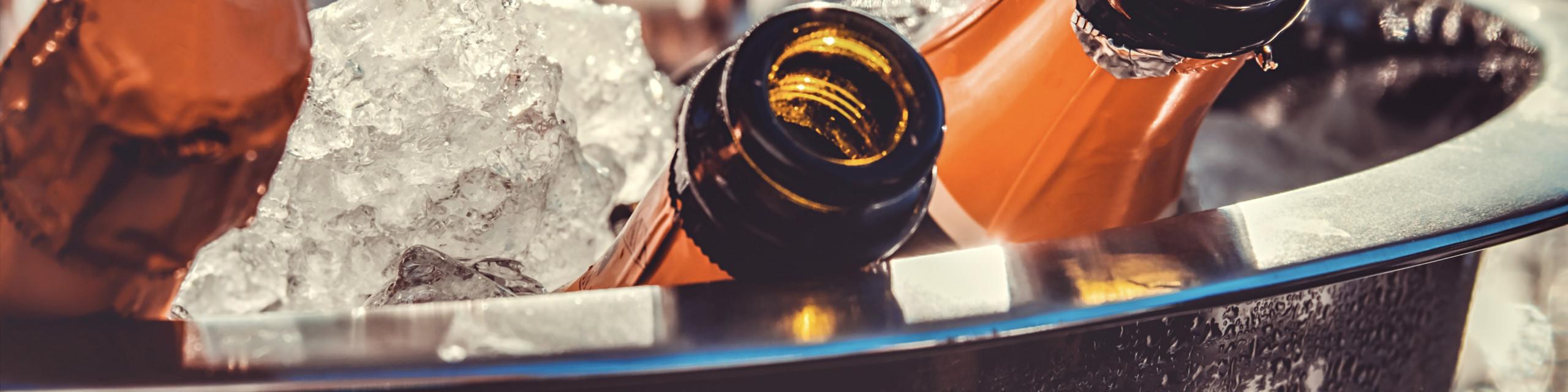 Perlwein mit zugesetzter Kohlensäure